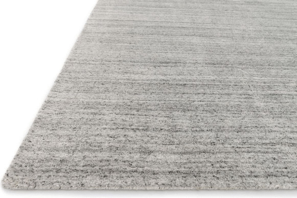 Loloi Rugs, Barkley BK01, 12u0027x15u0027Silver Contemporary Area Rugs