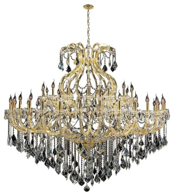 Worldwide Lighting Extra Large Chandelier Contemporary Chandeliers By A