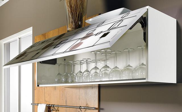 klapph ngeschrank ritzenhoff design glasfront bremen von k chen meyer gmbh. Black Bedroom Furniture Sets. Home Design Ideas