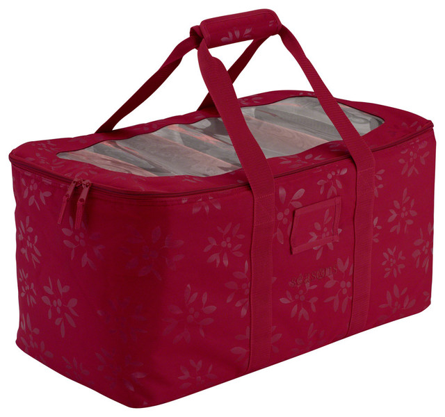 Classic Accessories Seasons Holiday Lights Storage Duffel.