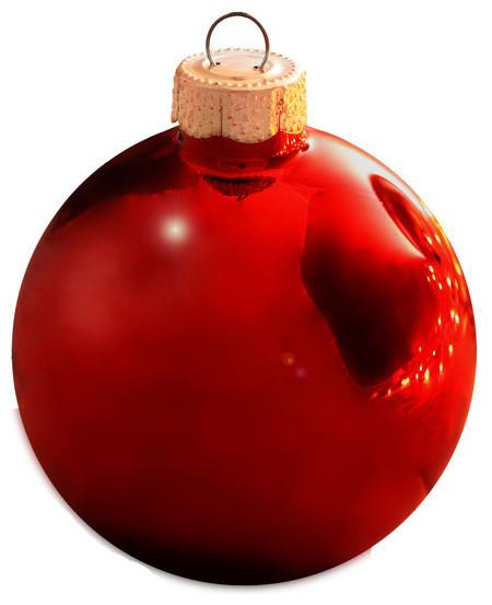 Red Christmas Shiny 1 1/2