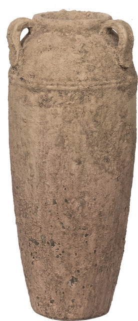 Ilma Decorative Urn, Natural, Large