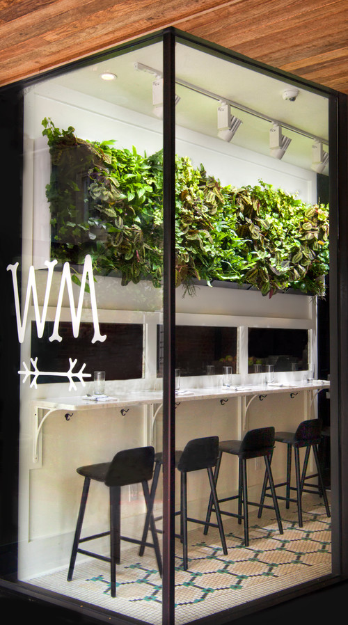 Green and Living Walls
