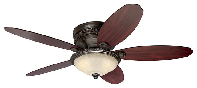 Shop Houzz Hunter Fan Company Prestige St Michaels 52
