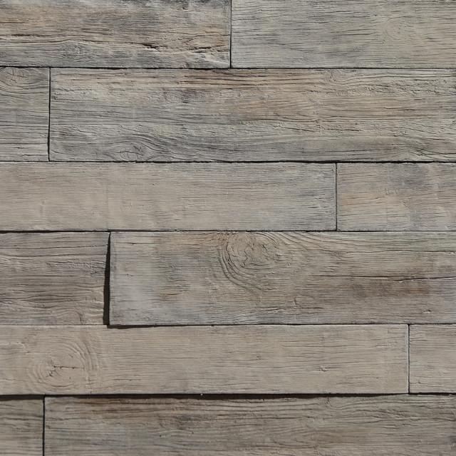 Stone Woodstone Panel, 84sqft, Birch.