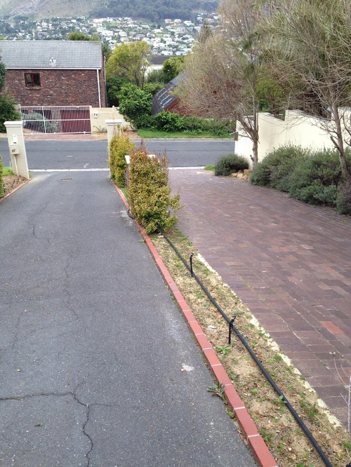 Pan Handle Driveway Hout Bay South Africa