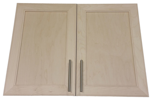 "Village Bp On The Wall Double Door Frameless Medicine Cabinet, 3.5""x29.5""."
