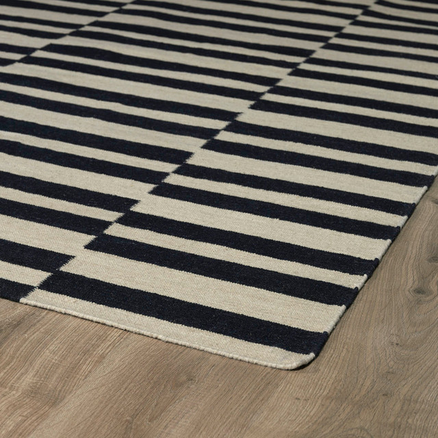 Kaleen Nomad Collection Rug, 8'x10'
