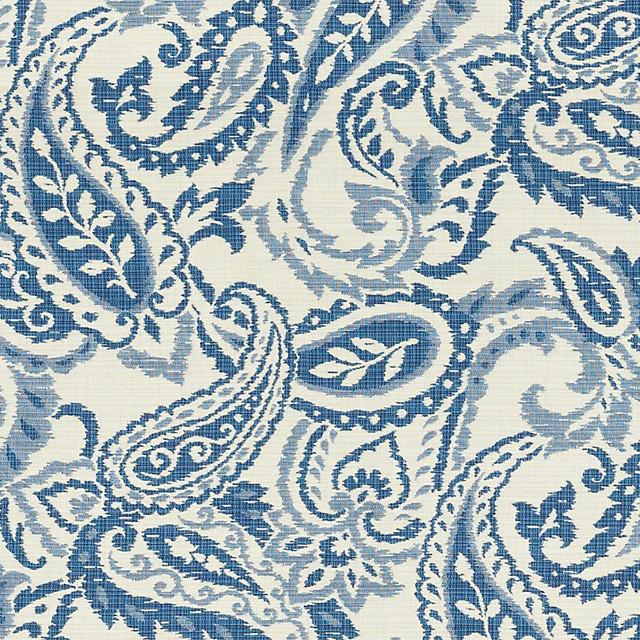 Cisco Blue EEasyCare Fabric by the Yard