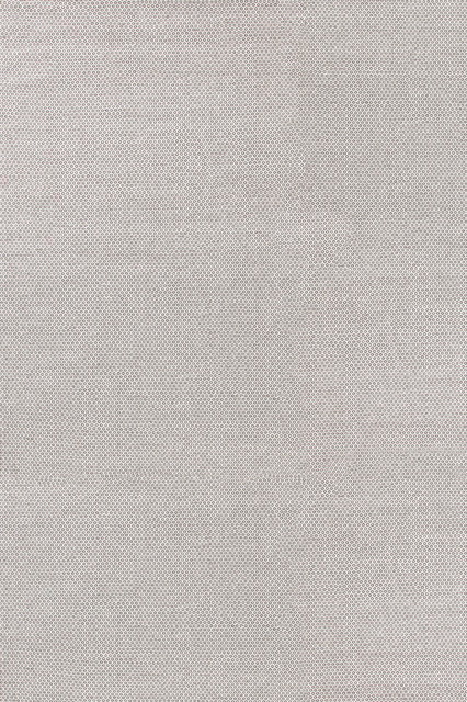 Dash And Albert Honeycomb Ivory And Gray Wool Woven Rug