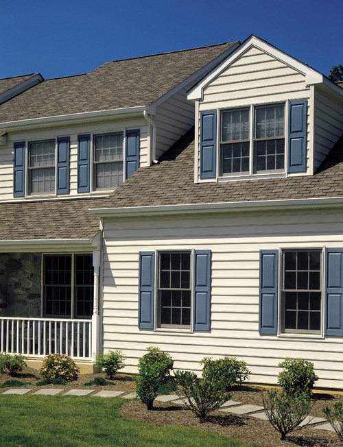 Does your home need a facelift consider re siding your Vinyl siding that looks like stone