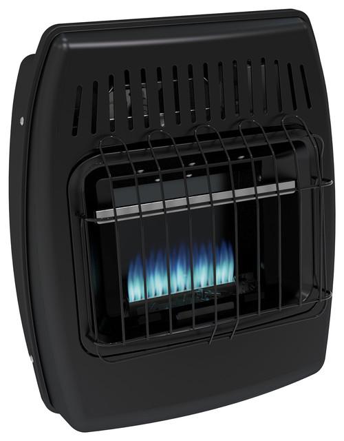 Dyna-Glo 10,000 Btu Liquid Propane Blue Flame Vent Free Ice House Heater.