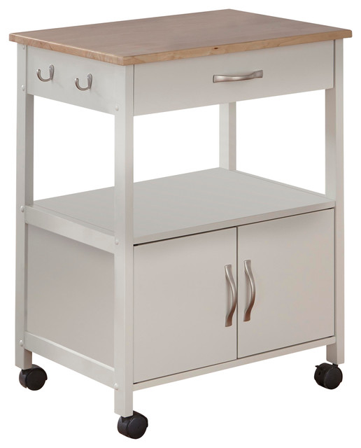 Banner Kitchen Cart Transitional Kitchen Islands And Kitchen Carts By Home Styles Furniture