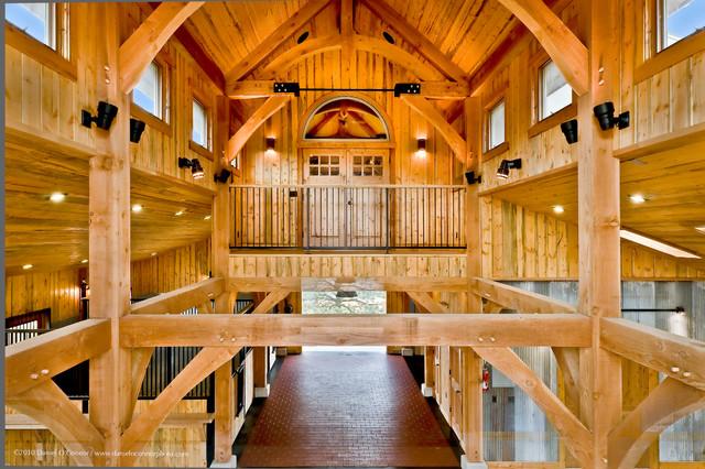 Solar Timber Frame Barn Boulder Co Rustic Denver