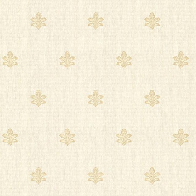 Bolton Beige Fleur De Lis Wallpaper Bolt