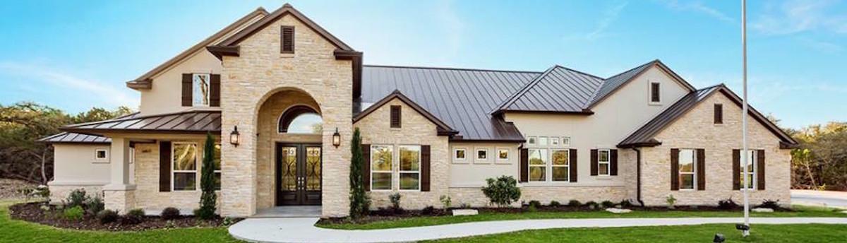 Ruel Lindenau/Sierra Classic Custom Homes - Spring Branch, TX, US ...