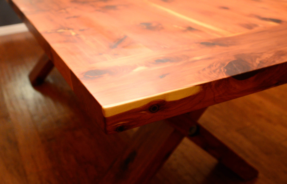 X Design Farm House Table