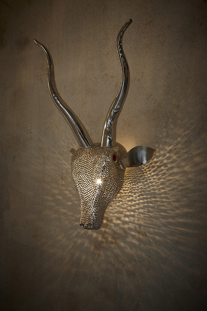 gazelle wall light contemporary wall sconces - Designer Wall Lamps