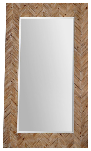 entry mirrors uttermost demetria oversized wooden mirror farmhouse wall