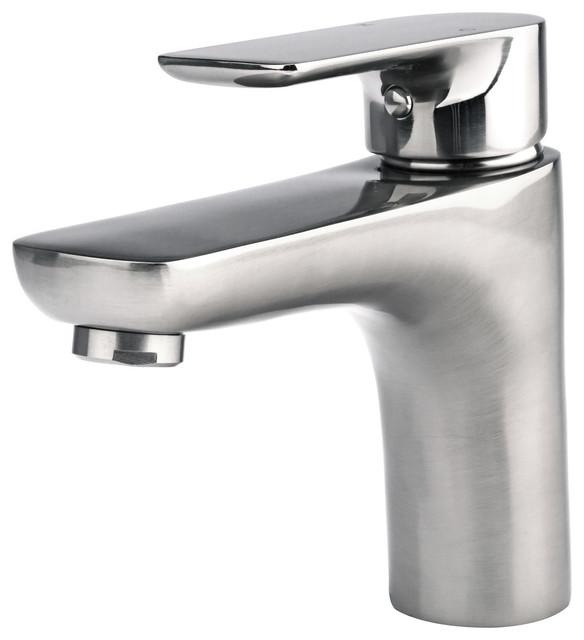 Strange Single Handle Bathroom Faucet Brushed Nickel Download Free Architecture Designs Scobabritishbridgeorg