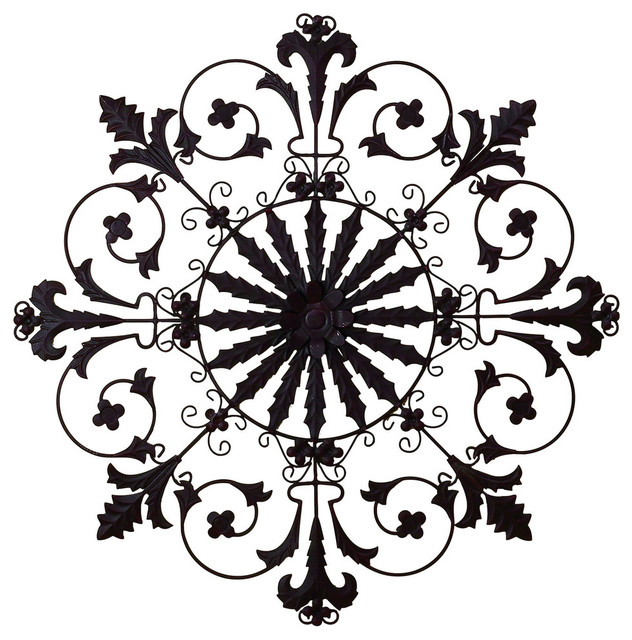 Medallion Wall Grille.