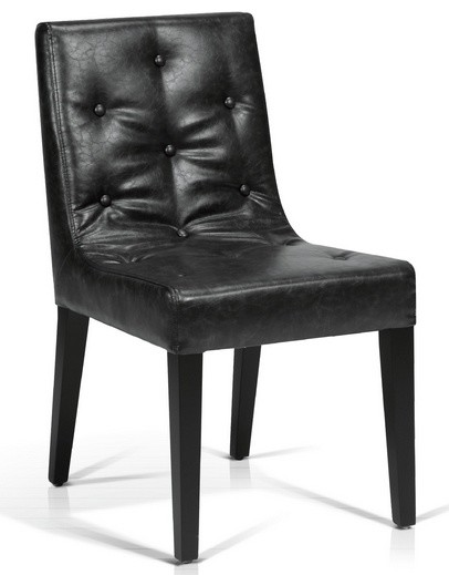 Comfortable dinning chair modern dining chairs by for Comfortable modern dining chairs