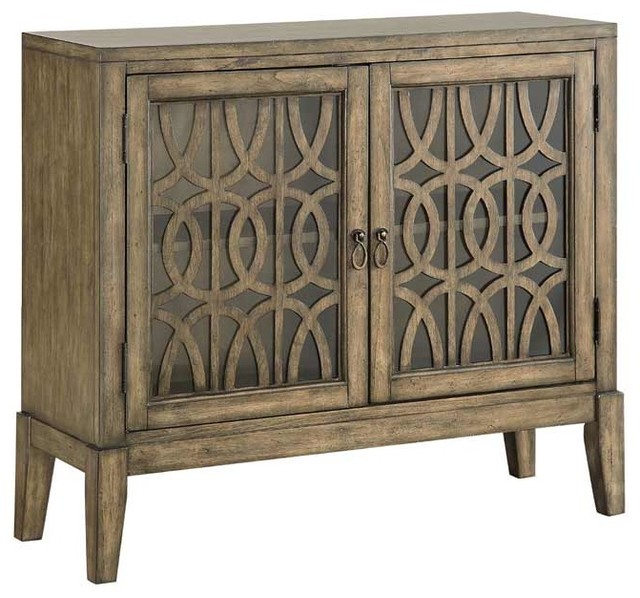 2-Door Cabinet - Traditional - Buffets And Sideboards - by GreatFurnitureDeal