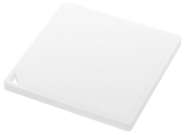 Tower Square Trivet White Contemporary Trivets By