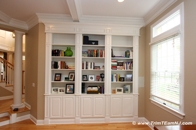 Galeria Bookcases, Wall Unith, Built Ins, Shelving Traditional Living Room