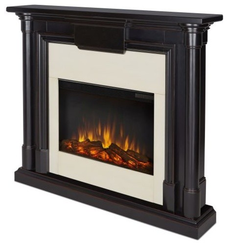 Real Flame - Maxwell Indoor Electric Fireplace, Blackwash & Reviews ...
