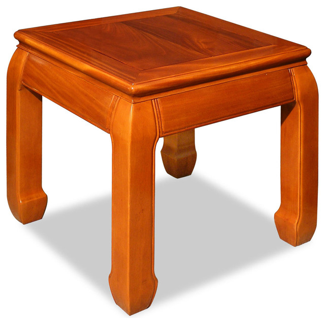 Japanese End Table Wood Accent Stand Modern Lamp Furniture: Rosewood Ming Style Lamp Table