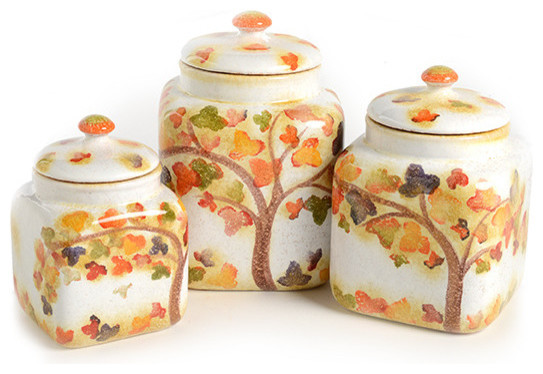 Lungotevere Canister 3 Piece Set.