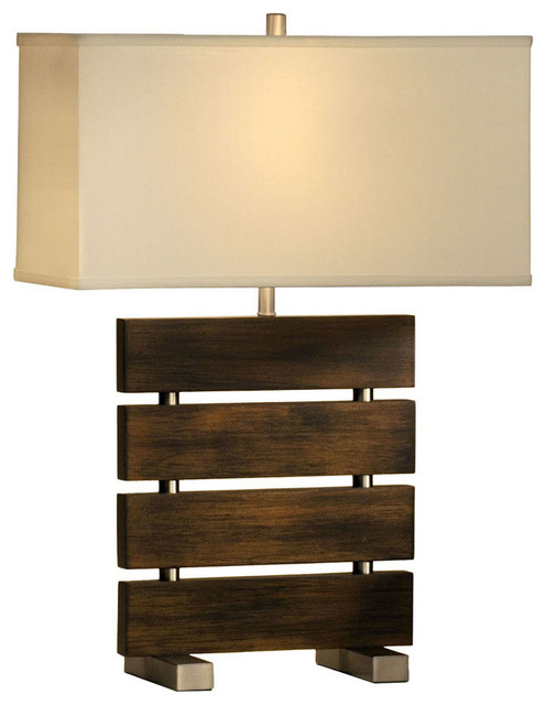 Divide reclining table lamp contemporary table lamps by nova divide reclining table lamp aloadofball Images
