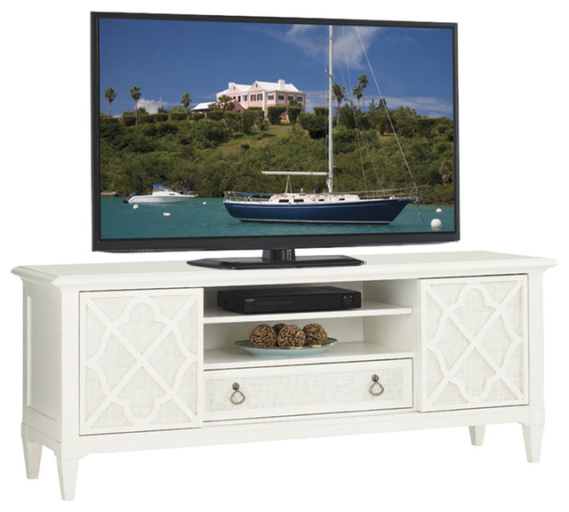 Lexington Ivory Key Wharf Street Media Console
