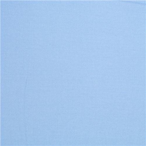 solid light blue fabric Robert Kaufman USA Periwinkle