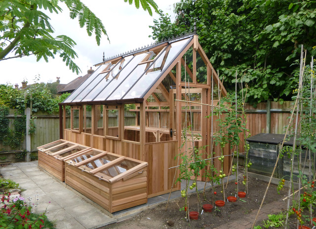Cedar Greenhouse The Kings Bromley Stockholm by Garden