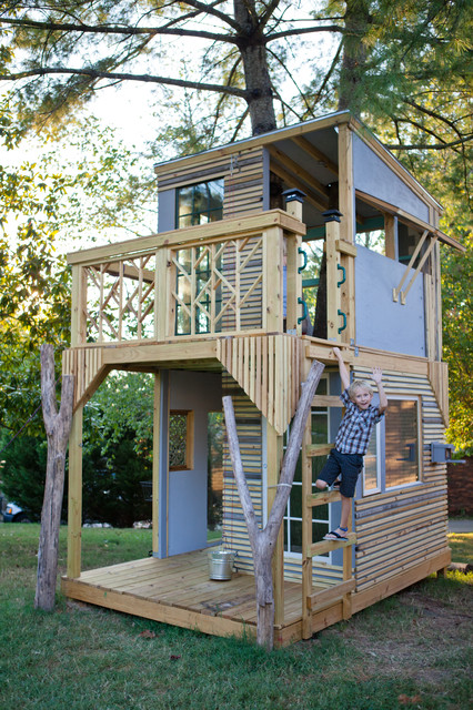 Mod Tree House Modern Kids Nashville By Bjon Pankratz