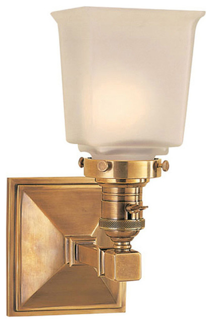 Bathroom Vanity Lights Traditional : E.F. Chapman Boston Bathroom Vanity Light - Traditional - Bathroom Vanity Lighting - by Lighting ...