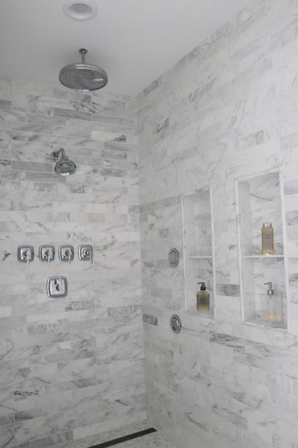 Centurion Way mediterranean-bathroom
