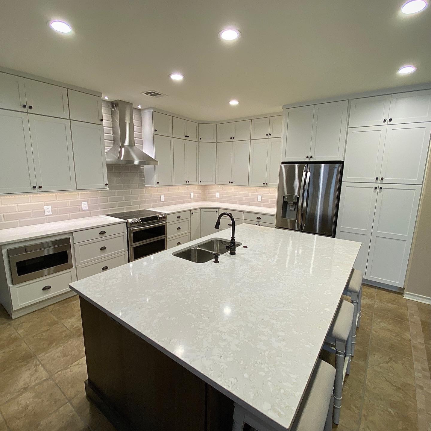 Kitchen and Island Projects