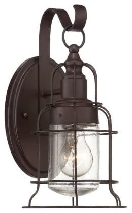 Savoy House 5 8070 1 Scout 1 Light 12 75 Quot Tall Outdoor