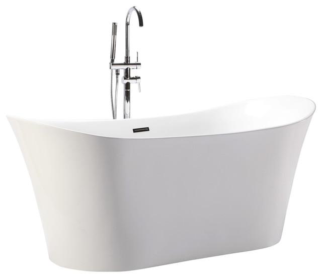 Helixbath Amathous Freestanding Acrylic 67 Bathtub
