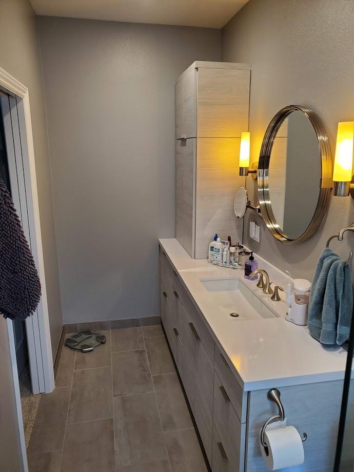 Payne bathroom remodel