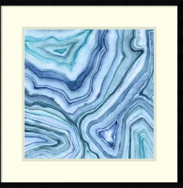 Custom Agate Abstract II\