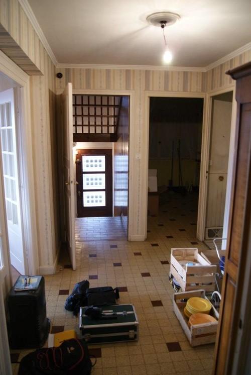 R novation d 39 une maison des ann es 60 r gion lyonnaise - Renovation maison annee 60 ...