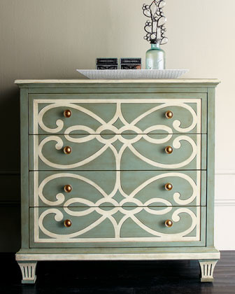 Bethany Scrolls Chest traditional-accent-chests-and-cabinets