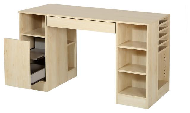 South shore crea craft table modern kids tables and for South shore crea collection craft table white
