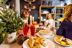 Mesas de Navidad: Sorprende con una merienda-bufé el día de Reyes