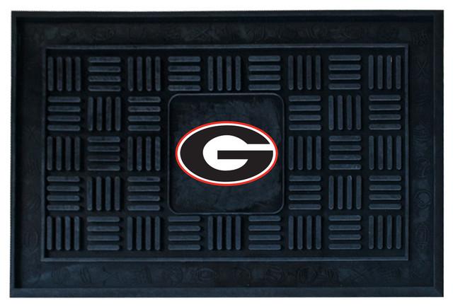 Georgia Bulldogs Welcome Door Mat.
