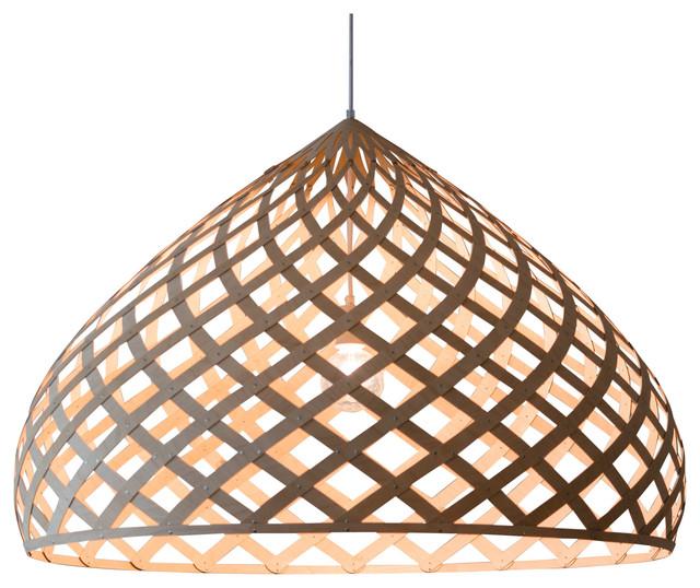 Zome Pendant Lamp, Large